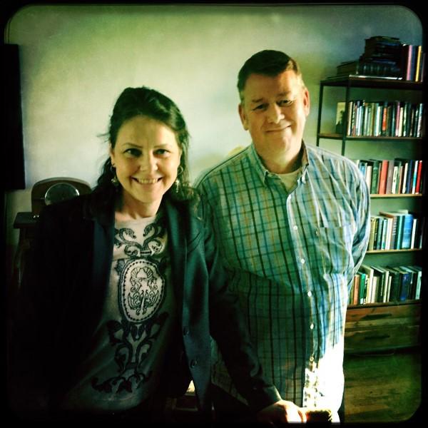 Cline en Koos die van laaggeletterde een schrijver werd.
